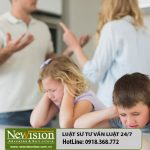 Trách nhiệm của cha mẹ với con cái sau khi ly hôn