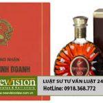 Xin giấy phép đăng ký giấy phép kinh doanh rượu