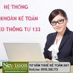 Hệ thống tài khoản kế toán theo thông tư 133