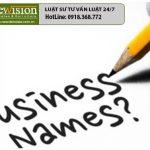 Đặt tên cho doanh nghiệp – Những điều cần lưu ý