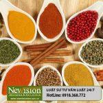 Ghi nhãn sản phẩm đối với phụ gia thực phẩm để kinh doanh
