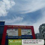 NewVision Law đại diện đăng ký nhãn hiệu trường cao đẳng nghề Nguyễn Trãi – Hà Nội