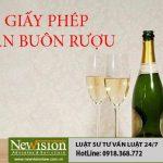 Giấy phép buôn bán rượu tại Newvision Law