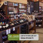 Nguyên tắc cấp giấy phép kinh doanh bán lẻ rượu