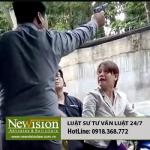 Ý kiến của Luật sư Nguyễn Văn Tuấn về hành vi giám đốc công ty bảo vệ nổ súng đe doạ phụ nữ !
