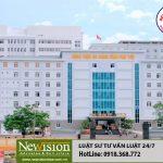 Công ty TNHH Newvision Law làm đại diện sở hữu trí tuệ cho Bệnh viện Đa Khoa tỉnh Phú Thọ