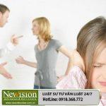 Khi ly hôn, chồng không nhận con và từ chối việc cấp dưỡng cho con