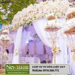 Uỷ ban nhân dân xã không cho dựng rạp cưới vì chưa đăng ký kết hôn?