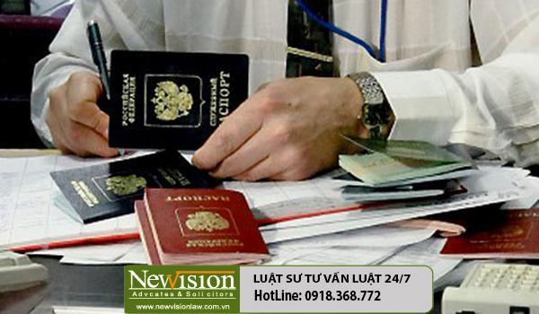 Các điều kiện để được cấp thị thực tại Việt Nam