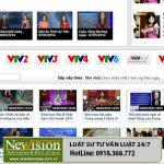 Thủ tục cấp giấy phép sản xuất kênh truyền hình trong nước