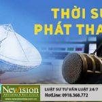 Thủ tục cấp giấy phép cung cấp dịch vụ phát thanh, truyền hình trả tiền