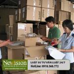 Trình tự, thủ tục kiểm tra chất lượng hàng hóa nhập khẩu.