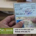 Có được lái xe khi bị tạm giữ giấy tờ xe