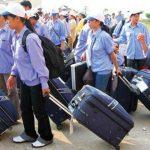 Thủ tục cấp giấy phép đưa người lao động Việt nam đi làm việc ở nước ngoài