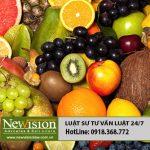 Thủ tục mở thêm cửa hành kinh doanh trái cây