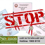 Các quy định về chấm dứt hiệu lực của văn bằng bảo hộ