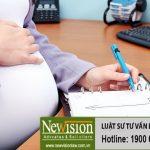 Chính sách nghỉ thai sản đối với người lao động