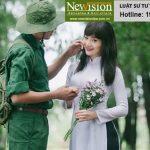 Điều kiện kết hôn trong quân đội