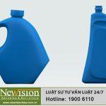 """Newvision Law đại diện Công ty TNHH Hoàng Nguyên đăng ký bảo hộ kiểu dáng công nghiệp cho """"Chai nhựa"""""""