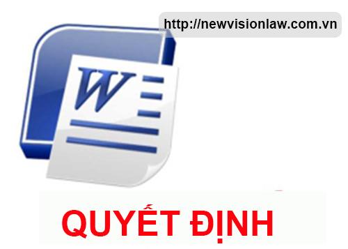 Văn bản hợp nhất Nghị định hướng dẫn Luật quản lý thuế