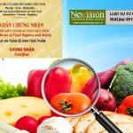 Thủ tục xin cấp giấy chứng nhận an toàn thực phẩm