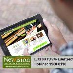 Điều khoản và điều kiện về việc sử dụng thông tin trên newvisionlaw.com.vn