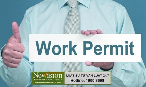 Xin cấp lại giấy phép lao động cho người nước ngoài