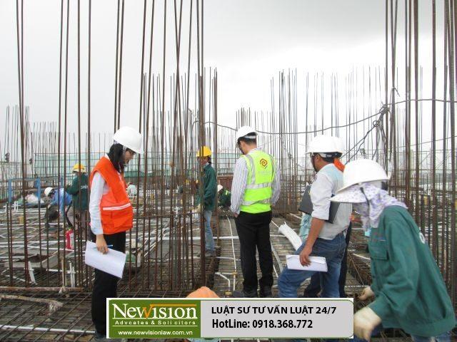 Doanh nghiệp cần có chứng chỉ hành nghề hoạt động xây dựng khi hoạt động trong những lĩnh vực gì?