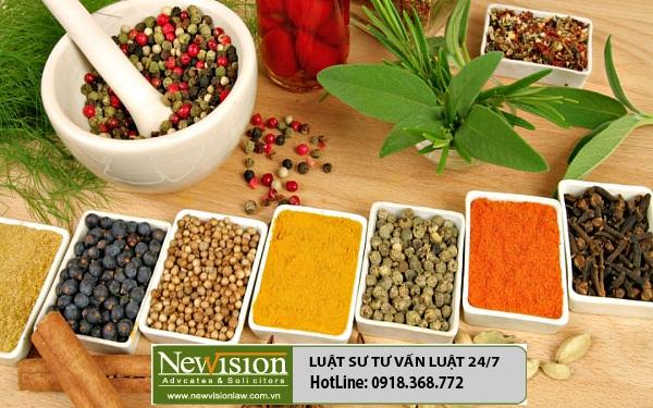 thủ tục công bố chất lượng phụ gia thực phẩm