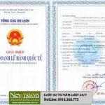 Điều kiện và thủ tục cấp giấy phép kinh doanh lữ hành quốc tế!!!