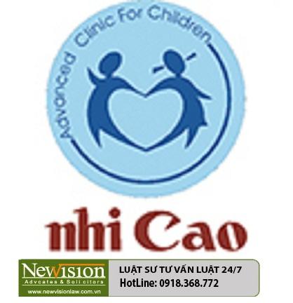 Chấm dứt vi phạm bảo hộ độc quyền thương hiệu Công ty Cổ phần khám chữa bệnh Nhi Cao tại Newvision Law