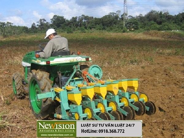 Quá trình bảo hộ sáng chế Máy gieo hạt đậu phộng liên hợp tại NewvisionLaw