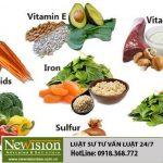 Tăng cường vi chất dinh dưỡng vào thực phẩm