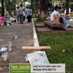 Vứt rác trên vỉa hè, đường phố có thể bị phạt lên tới 7 triệu đồng