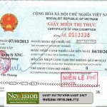 ++Các trường hợp được miễn thị thực – nhập cảnh Việt Nam!!!