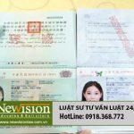 Thủ tục xin cấp thẻ tạm trú cho người nước ngoài