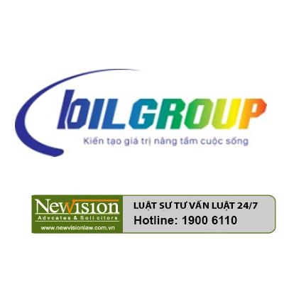 Đại diện sở hữu công nghiệp cho Công ty CP Sơn và Xây lắp Bilgroup