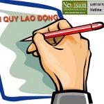 Now!!! Cảnh cáo nhân viên với bộ luật nội quy lao động năm 2012