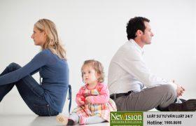 Hãng luật Newvision law tư vấn ly hôn và đòi quyền nuôi con