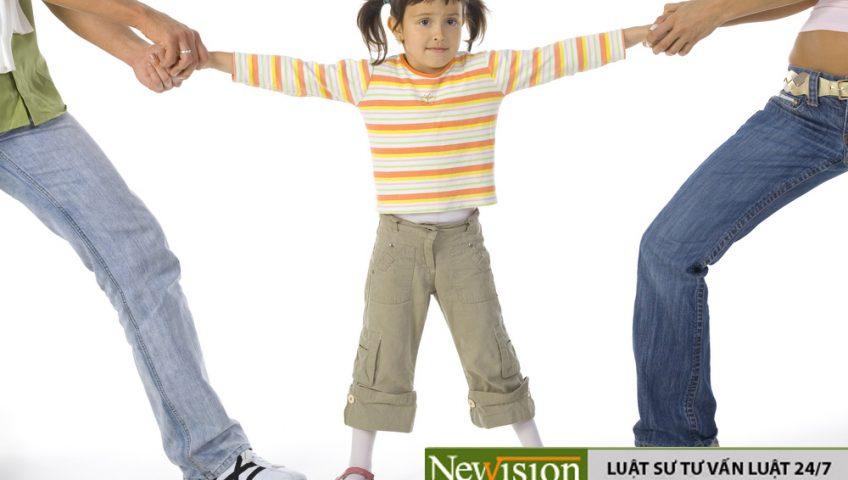 tư vấn đòi quyền nuôi con