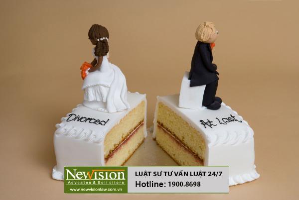 hướng dẫn ly hôn