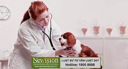 đăng ký nhãn hiệu cho dịch vụ thú y