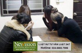 """##Cảnh báo xử lý đối với """"mại dâm"""" – theo pháp luật Việt Nam!"""
