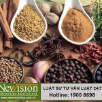 Dịch vụ Công bố chất lượng phụ gia thực phẩm tại Newvision LawFirm