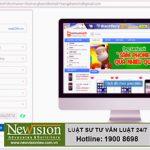 Trình tự đăng ký bảo hộ website với bộ công thương