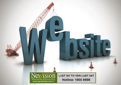 Dịch vụ đăng ký bản quyền website