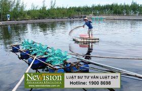 Khung giá đất nuôi trồng thủy sản đối với từng vùng, miền
