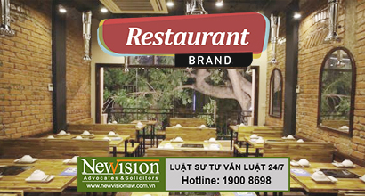 đăng ký nhãn hiệu cho nhà hàng