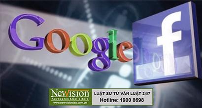 Google và Facebook có từ bỏ thị trường Việt Nam?