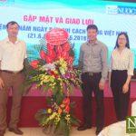 Newvision Law chúc mừng Tạp chí Môi trường và Đô thị Việt Nam trong Lễ kỷ niệm 93 năm Ngày Báo chí Cách mạng Việt Nam